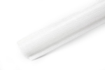 N4334.W Cotton Covered Polyester Boning - 20m x 12mm: White